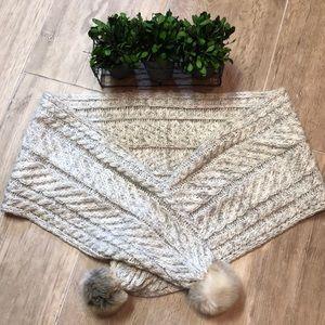 NWT Chunky Knit Aerie Scarf